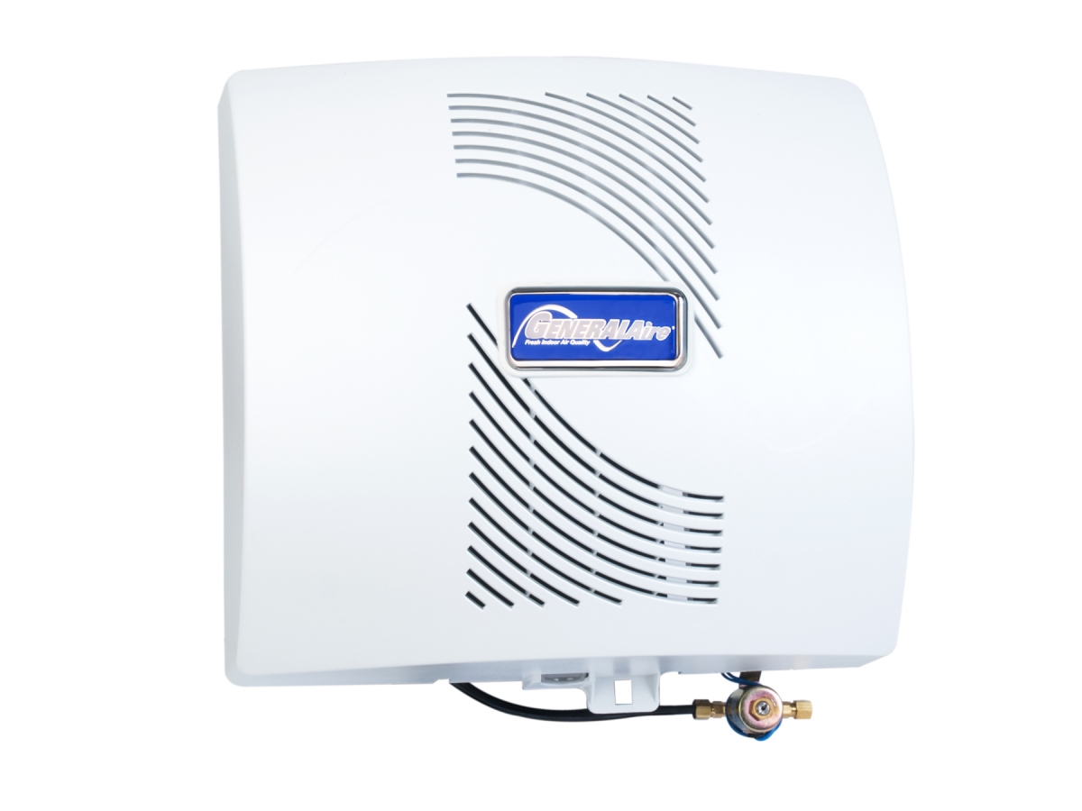 Installing a GeneralAire® Elite 1000 Humidifier - Video Library - General  Filters, Inc.