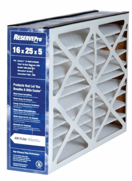 5FM1625 MERV 10 Replacement Filter