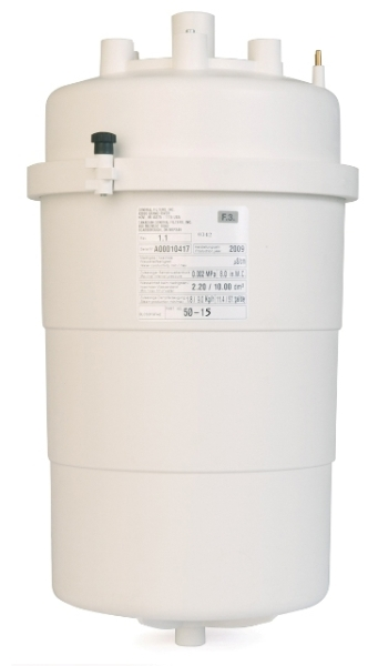 50-15 Replacement Steam Cylinder (Low Conductivity)