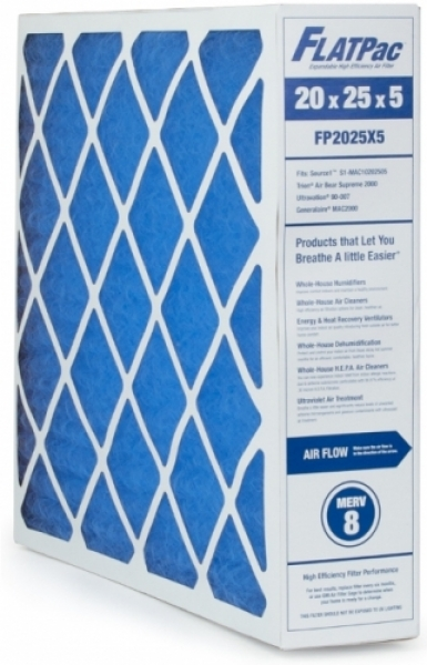 FP2025X5 Replacement Filter Media