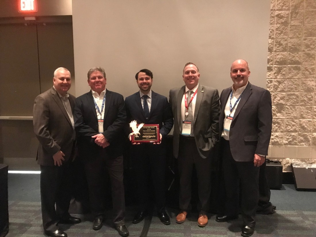 General Filters Presents the 2019 Soaring Eagle Award - GeneralAire Indoor Air Quality Blog - IMG_5187