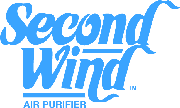 Second Wind™ Commercial UV Air Purifiers - General Filters, Inc. - Second_Wind_Logo_-_New_Blue