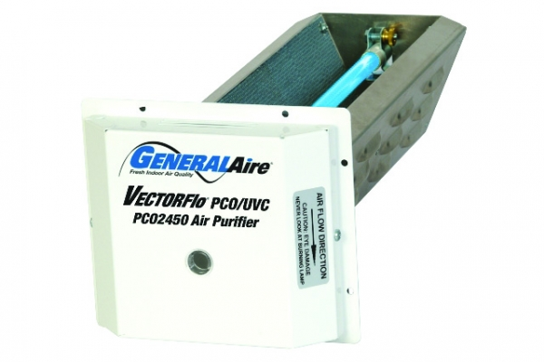 SPECIAL OFFER Model PCO2450 VectorFlo® UV Air Purifier (65% OFF)