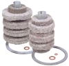 2A-710 Wool Felt Replacement Cartridges