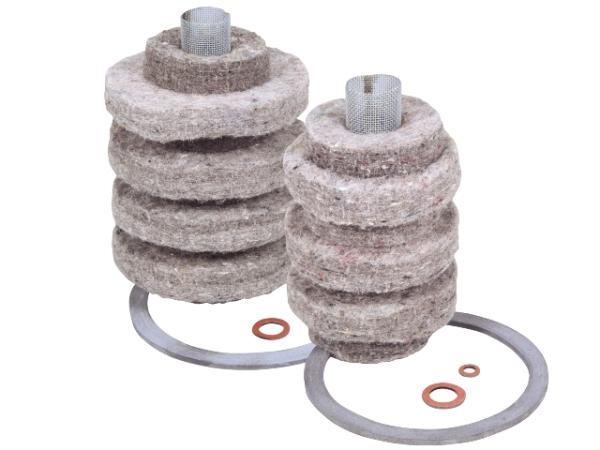 88CR Wool Felt Replacement Cartridge for 77B, 1A-25B, 1A-25A