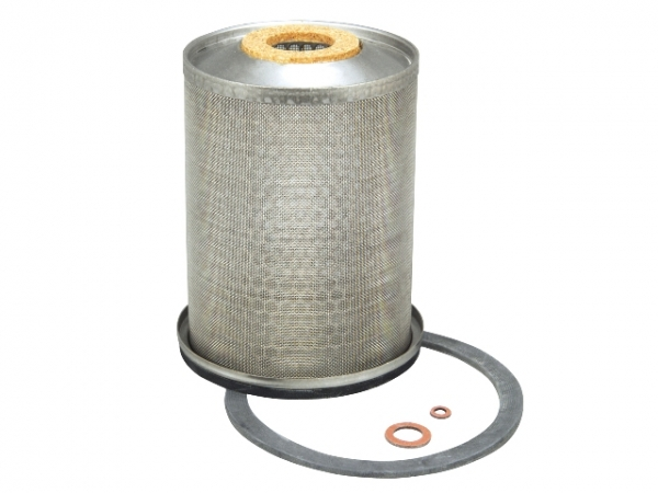 2A-710SL-200T Fuel Oil Element -- #200 Stainless Steel Mesh FKM - T
