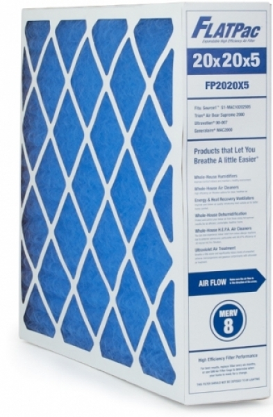 FP2020X5 Replacement Filter Media