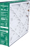 6FM2025 MERV 11 Replacement Filter